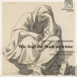 Weckmann: Wie liegt die Stadt so wüste