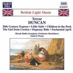 Duncan: Orchestral Works