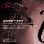 Williams, Britten & Elgar: Orchestral Works