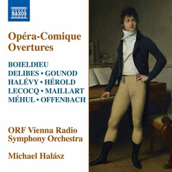 Opéra-Comique Overtures