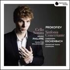 Prokofiev: Sinfonia concertante,  Sonata