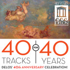 40 for 40 Tracks Years: Delos' 40th Anniversary Celebration!