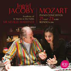 Mozart: Piano Concertos Nos. 21, 23 & Rondo in A Major