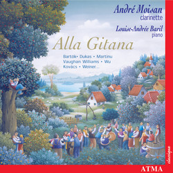 Kovacs: Hommage A Manuel De Falla / Wu: Variations On A Northern Chinese Folksong / Dukas: Alla Gita