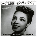 Sullivan, Maxine: Swing Street, Vol. 1 (1931-1939)