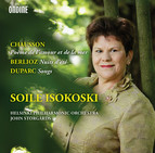 Chausson: Poème de l'amour et de la mer - Berlioz: Les nuits d'été - Duparc: Songs