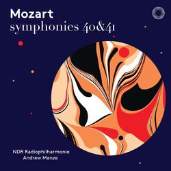 Mozart: Symphonies Nos. 40 & 41 (Live)