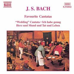 Bach, J.S.: Favourite Cantatas