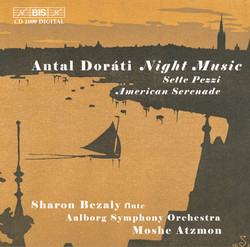 Antal Dorati - Night Music