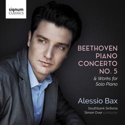 Beethoven: Piano Concerto No. 5 & Works for Solo Piano