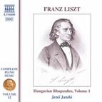 Liszt: Hungarian Rhapsodies, Vol. 1