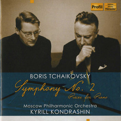 Tchaikovsky: Symphony No. 2 - Piano Pieces