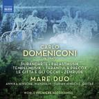 Carlo Domeniconi: Works for Mandolin & Guitar