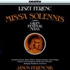 Liszt: Missa Solennis Zur Erweihung Der Basilika in Gran,