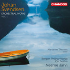 Svendsen: Orchestral Works, Vol. 1