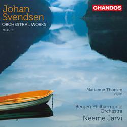 Svendsen: Orchestral Works, Vol. 1