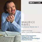 Ravel: Orchestral Works, Vol. 3