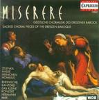 Choral Music (Sacred) - Zelenka, J.D. / Hasse, J.A. / Heinichen, J.D. / Homilius, G.A.