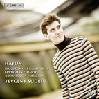 Yevgeny Sudbin plays Haydn