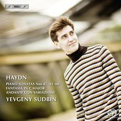 Yevgeny Sudbin plays Haydn