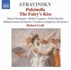 Stravinsky: Pulcinella - Le Baiser De La Fee (The Fairy's Kiss)