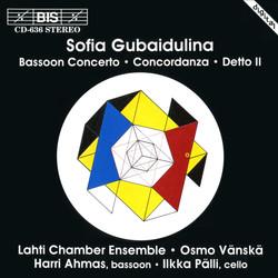 Gubaidulina - Bassoon Concerto