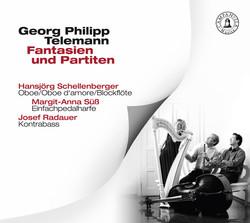 Telemann: Fantasien und Partiten