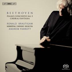 Beethoven – Piano Concerto No.5 & Choral Fantasia