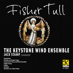 Tull: Piano Concerto & Works for Wind Ensemble