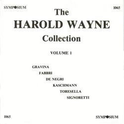 Harold Wayne Collection, Vol. 1 (1900-1903)