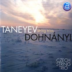 Taneyev & Dohnányi: String Trios