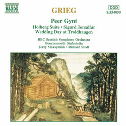 Grieg: Orchestral Music
