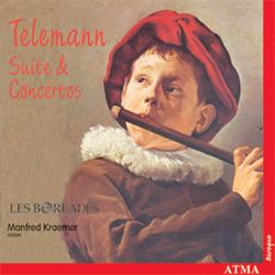 Telemann: Suite in A Minor / Double Concertos