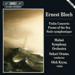 Bloch - Concerto for Violin and Orchestra