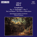 Hill: Symphonies Nos. 3, 'Australia' and  7