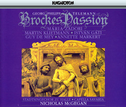 Telemann: Brockes Passion