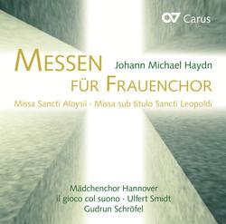 Johann Michael Haydn: Messe für Frauenchor