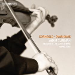 Korngold & Dvarionas – Violin Concertos