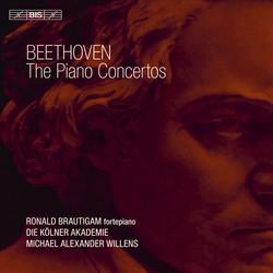 Beethoven - The Piano Concertos