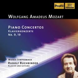 Mozart: Piano Concertos Nos. 9 and 19