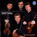 Smetana: String Quartets