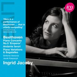 Beethoven: Piano Concerto No. 5,