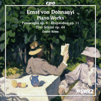 Dohnányi: Piano Works