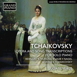 Opera & Song Transcriptions for Solo Piano