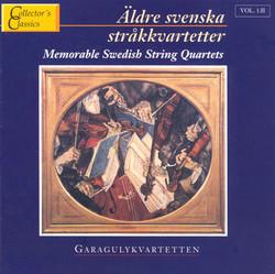 Äldre Svenska Stråkkvartetter Vol. 2