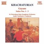 Khachaturian, A.I.: Gayane Suites Nos. 1- 3