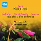 Berg: Piano Sonata - Shostakovich: 3 Fantastic Dances - Prokofiev: PROKOFIEV, S.: The Winter Fairy (1951-1953)