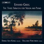 Grieg - The Three Violin Sonatas