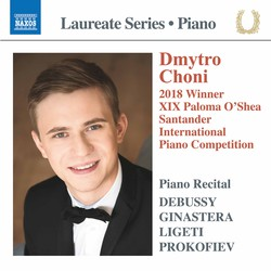 Debussy, Ginastera & Others: Piano Works