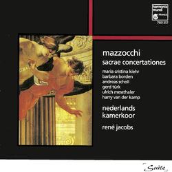 Mazzocchi: Sacrae Concertationes